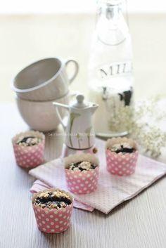 La ricetta della felicità: Muffins proteici ultralight con cacao e mandorle (...