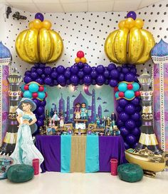 Party Decorations - Aladdin