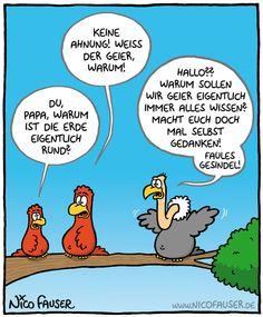 Cartoons - Nico Fauser