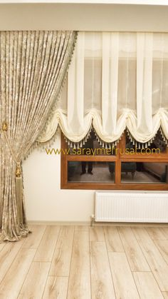 Perfect drapes for living rooms Curtains With Blinds, Custom Drapes, Drapery Designs, Living Room Decor, Home Decor, Curtains, Valance Curtains, Curtain Decor, Curtain Designs