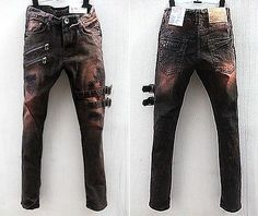 mens rugged denim jeans - Google Search