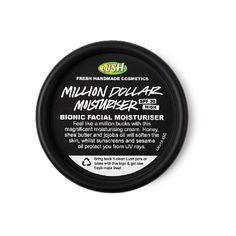 Does it REALLY work? Beauty by the Geeks review Lush's Million Dollar Moisturiser, which claims to hydrate to leave skin with an enviable glow...