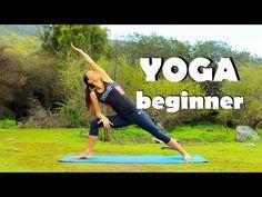 Yoga para los principiantes 60 min - Yoga for beginners (Español) Pilates, Yoga Flow, Hatha Yoga For Beginners, Kundalini Yoga Poses, Hata Yoga, Beginning Yoga, Videos Yoga, Namaste Yoga, Yin Yoga