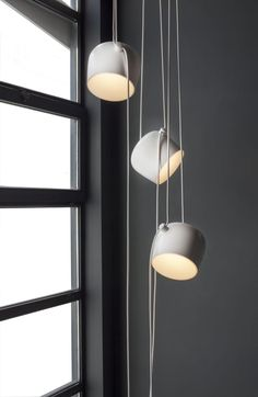 melimelo — urbnite: Aim Suspension Lighting by Ronan and...