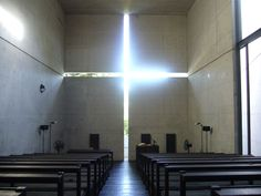 Iglesia de la luz (Tadao Ando)