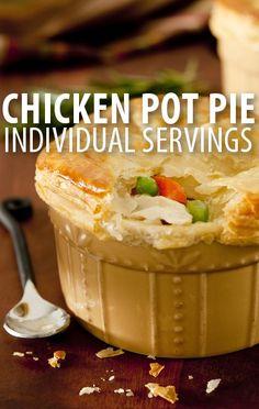 The Chew Time Machine: Michael Symon Mini Chicken Pot Pies Recipe The Chew Recipes, Chef Recipes, Food Network Recipes, Cooking Recipes, Yummy Recipes, Cooking Ideas, La Mastication, The Chew Tv Show
