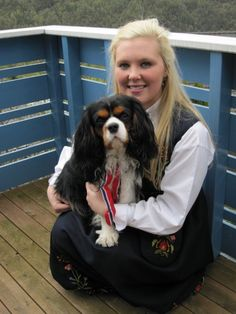me and my cavalier <3 17th may