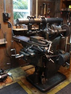 milling machine for gunsmithing
