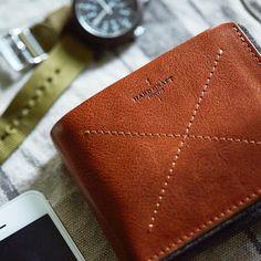 Bi Fold wallet #hardgraft
