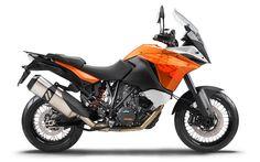 KTM 1190 Adventure und Adventure R 2013