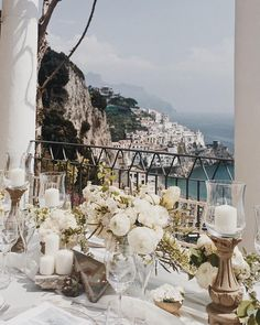 Window to heaven! Special Spring wedding in Amalfi with special talented team - photo flowers beauty and our super special star! Perfect Wedding, Dream Wedding, Amalfi Coast Wedding, Italy Wedding, Weddings In Italy, Wedding Venues Italy, Hindu Weddings, Disney Weddings, 1920s Wedding