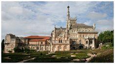 Palais en pleine forêt - Bussaco, Aveiro