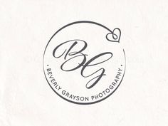 Premade photography logo design and photography logo watermark using a camera logo heart logo by AquariusLogos on Etsy https://www.etsy.com/listing/158027218/premade-photography-logo-design-and