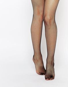 Collants par Gipsy Modèle en résille semi-transparente Taille haute Lavage en machine 83% nylon, 17% élasthanne