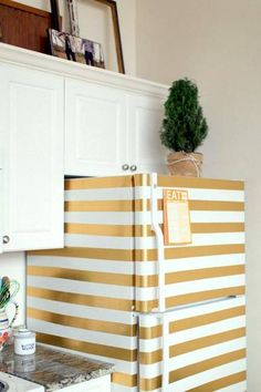 25 Colorful Fridge Ideas, Modern Kitchen Appliances in Retro Styles