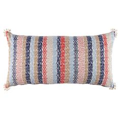 John Robshaw Stripe pillow