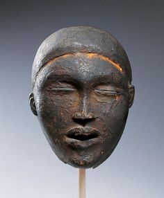 Diviner's Mask  .                                  Africa, Democratic Republic of Congo and Angola, Yombe people        early 20th century        Wood, organic materials