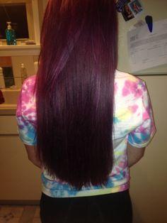 Burgundy Hair                                                                                                                                                      More