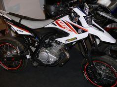 Yamaha WR 125 X 2014
