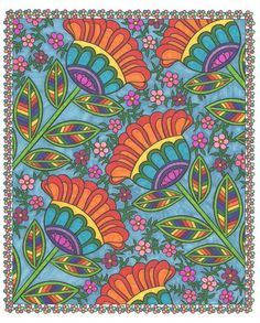 Jaclyn Suzanne Hall (18+ Division) from  3-D Coloring Book Floral Designs
