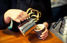 """""""Some Dublin cafes are taking poems as payment today for World Poetry Day"""" from thejournal. Tasting Menu, Coffee Tasting, Coffee Angel, Coffee Shop, Coffee Cups, Matcha Green Tea Latte, World Poetry Day, Love Food, Poems"""
