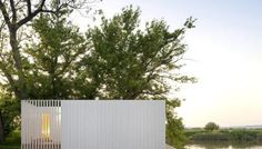 Treehouse Riga, a compact modular home | Appleton & Domingos