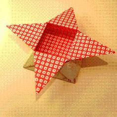 DIY Tutorial DIY Arts &  Crafts / DIY Origami Flower Box - Bead&Cord