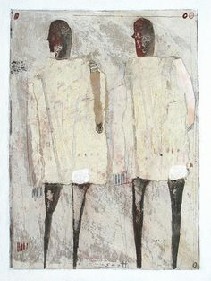 """Men On The Move"" by Scott Bergey"