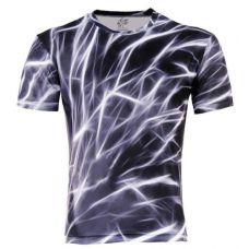 Camisa com efeitos 3D