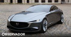 Pela segunda vez, em três anos, a Mazda volta a dar uma lição de design. O Vision Coupé foi eleito o protótipo mais belo do ano, derrotando o Lamborghini Terzo Millennio e o Mercedes-AMG Project One. http://observador.pt/2018/01/31/design-mazda-derrota-mercedes-e-lamborghini-entre-outras/
