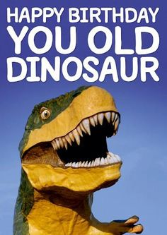 Dinosaur Birthday Greeting Cards Greetings Messages Happy Fun