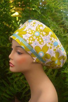 #KFS #Sapphire 'Daisy Blue' scrub hat