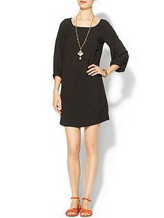 Splendid Exclusive 3/4 Sleeve Dress | Piperlime $108