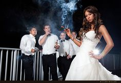 Cigar Woman Sophisticated | MILLER + MILLER - A Chicago Area Husband + Wife Wedding Photography ...