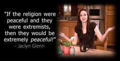 @JaclynGlenn, perfectly stated... #atheism #atheist #islam