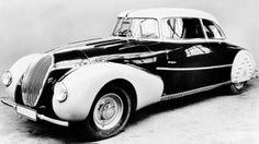 1935 Maybach SW35 Stromlinie
