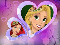 Disney Princesses - disney-princess Wallpaper