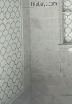 white thassos u0026 carrara marble arabesque marrakesh waterjet luxury mosaic tile