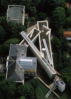 Felix Nussbaum Museum Extension in Germany by Studio David Libeskind