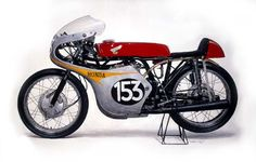 Honda 2RC143-125cc GP Racer