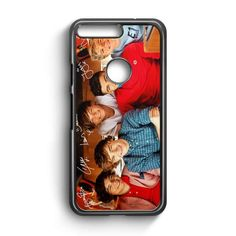 One Direction Midnight Memories Nebula Design Google Pixel XL 2 Case