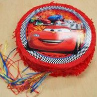 Pinata $39.95 A068301 Car Pinata, Planes Party, Wholesale Party Supplies, Car Themes, Printed Balloons, Disney Cars, Party Favors, Favours, Craft Stores