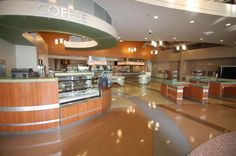 LOS ANGELES MEDICAL CENTER CAFETERIA