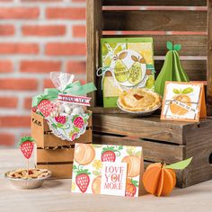 Fruit Stand is So Sweet – STAMP WITH BRIAN
