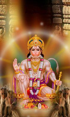 Hanuman Pics, Hanuman Images, Hanuman Chalisa, Shri Ganesh, Krishna Images, Durga, Hanuman Murti, Hanuman Ji Wallpapers, Indiana