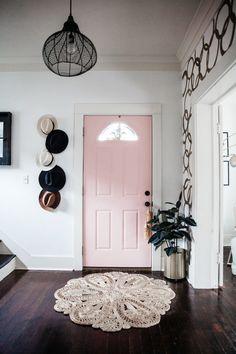 An Interior Stylist's Delightfully Playful Portland Home - home sweet home - Home Design Decor, Home Interior Design, Diy Home Decor, Interior Decorating, Room Decor, House Design, Decorating Games, Decorating Websites, Interior Doors