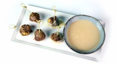Swedish Meatballs Recipe by Michael Symon - The Chew