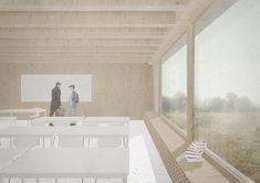 Atelier Bildbauer - Imagerie d'architecture - Lausanne // Pour Graber Petter architectes
