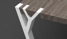 De la vie d'un arbre , à la création d'une table...