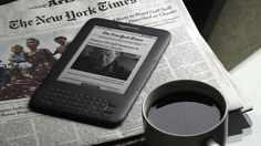 Amazon is dropping registration support for its earliest Kindle models